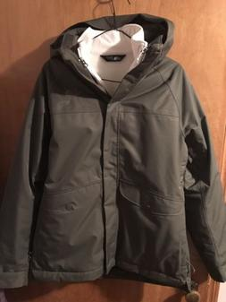 ♡THE NORTH FACE WOMEN'S TRICLIMATE 3 IN 1 JACKET M $90♡