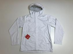 The North Face Women's Venture Rain Jacket TNF White NEW $99