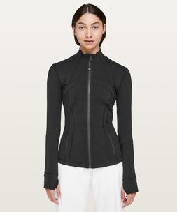 Lululemon Women's Define Jacket BLACK FREE 2 DAY SHIPPING!