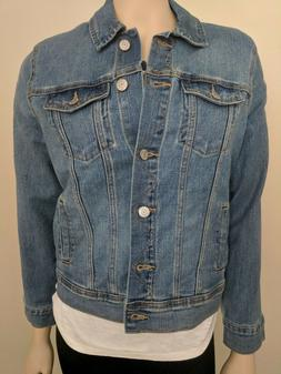 womens denim jacket sizes s xl xxl
