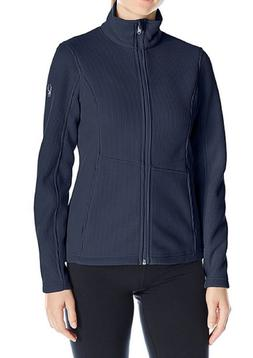 Spyder Womens Endure Full Zip Mid Weight Stryke Fleece Jacke