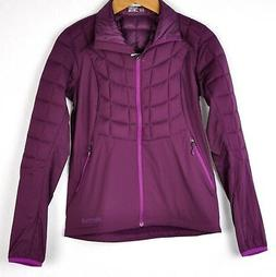 Marmot Womens Featherless Hybrid Jacket 79580 Dark Purple Si