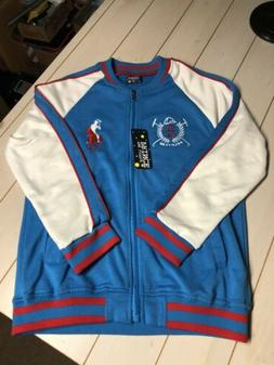 Womens/Girls Little Prince Polo Team Jacket Size 12