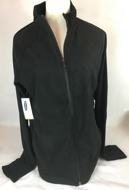 OLD NAVY WOMENS GO-WARM PERFORMANCE FLEECE FULL-ZIP JACKET P