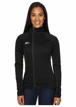 Womens The North Face Jacket Arcata Hoodie Fleece Lined Full