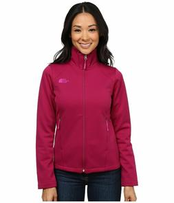 Womens The North Face Jacket Canyonwall Soft Shell Fleece Zi