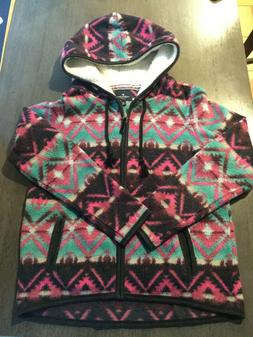 American Eagle Outfitters Womens Jacket L Large Multicolor F