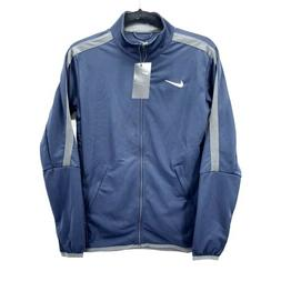 Nike Womens Jacket Light Weight Womens Small Blue New with T