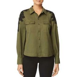 Marled Reunited Clothing Womens Lightweight Twill Shirt Jack