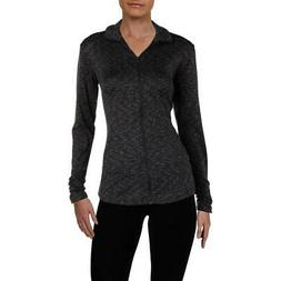 Columbia Womens Outerspaced Black Fitness Workout Athletic J