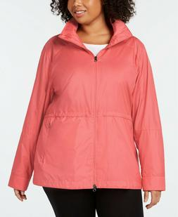 COLUMBIA Womens Plus Size Sustina Springs Jacket windbreaker