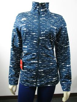 Womens The North Face TNF 100 Cinder Tenacious Full Zip Flee