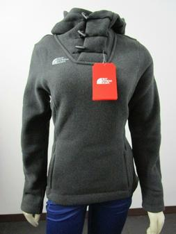 Womens The North Face TNF Crescent Hoodie Hooded Pullover Fl