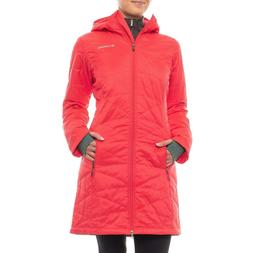 Womens XS S XL COLUMBIA MIGHTY LITE HOODED LONG INSULATED SU
