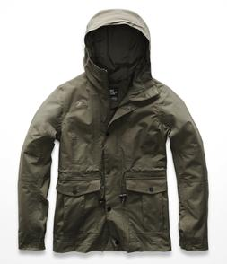 Womens The North Face Zoomie Jacket New Taupe Green , Sz XS