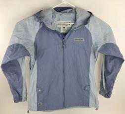 xco womens medium blue vented full zip